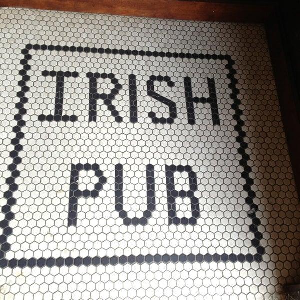 Photo taken at The Irish Pub by jaime k. on 7/2/2013