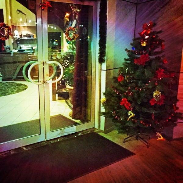 Photo taken at Gulnaz Cafe by Gulnaz K. on 12/21/2014
