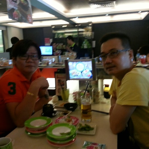 "Photo taken at Sakae Sushi by chocolate mikey ""-"" on 6/23/2013"