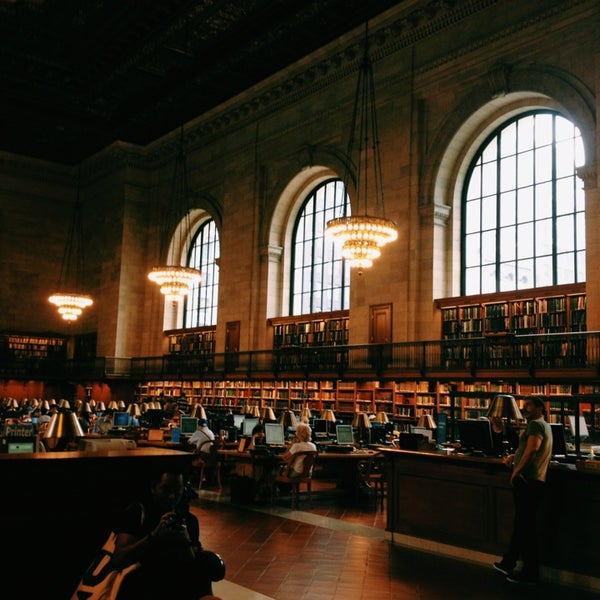 Photo taken at New York Public Library for the Performing Arts (LPA) by Ivan B. on 7/14/2013