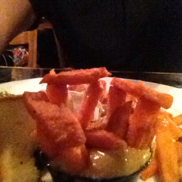 I recreated Stone Henge with my fries up in this junt, jahfeel?