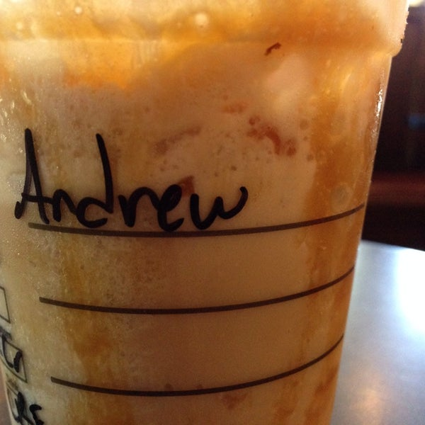 Photo taken at Starbucks by Andrew Nicholas C. on 8/2/2014