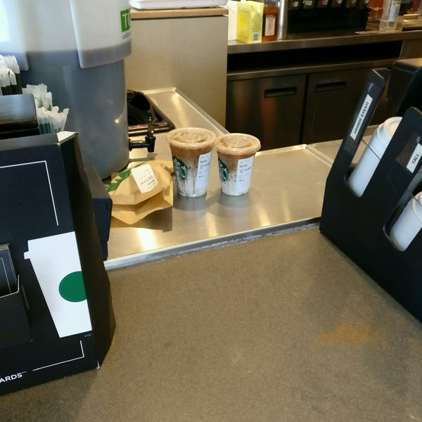 Photo taken at Starbucks by Shawn L. on 7/25/2016