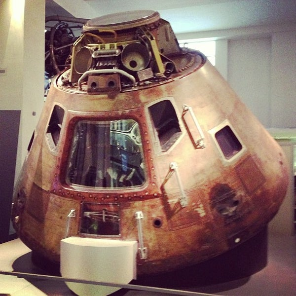 Photo taken at Science Museum by James C. on 6/23/2013