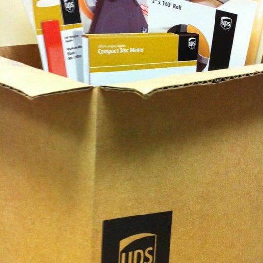 Photo taken at UPS Customer Center by DF (Duane) H. on 12/8/2012