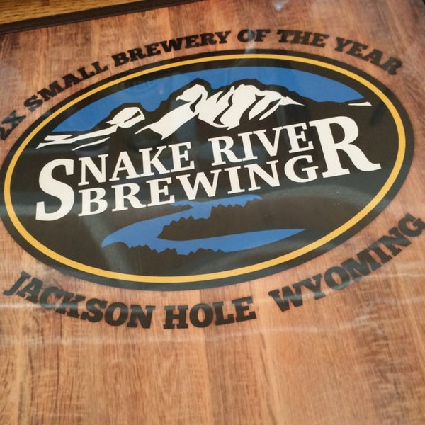 Photo taken at Snake River Brewery & Restaurant by Ryan R. on 7/2/2014