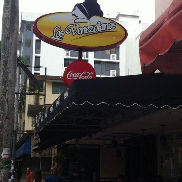 Photo taken at Panadería Los Venezolanos by Mariana L. on 7/7/2013