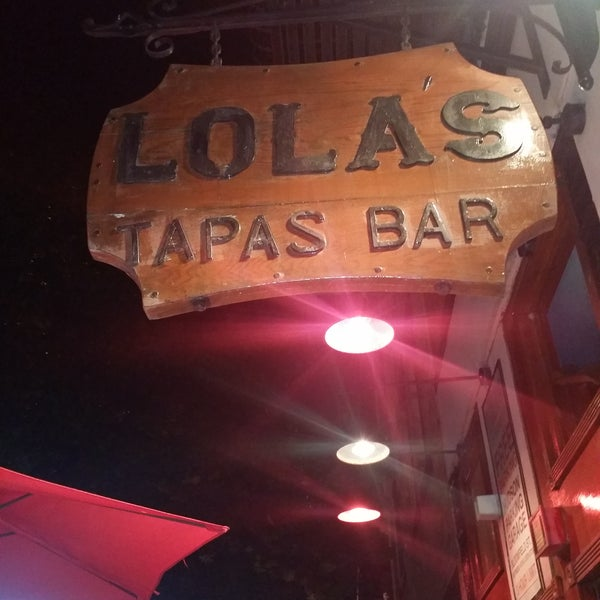 :-)come for the happy hour tapas till 11pm. Great Sangria, very attentive service.  Nice atmosphere