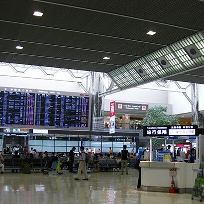 Photo taken at Narita International Airport (NRT) by Rian P. on 6/30/2013