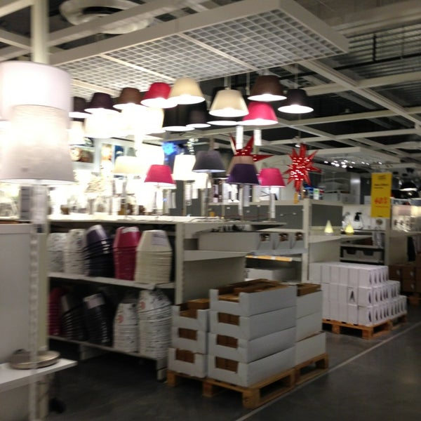 Photo taken at IKEA by Alow K. on 1/2/2014