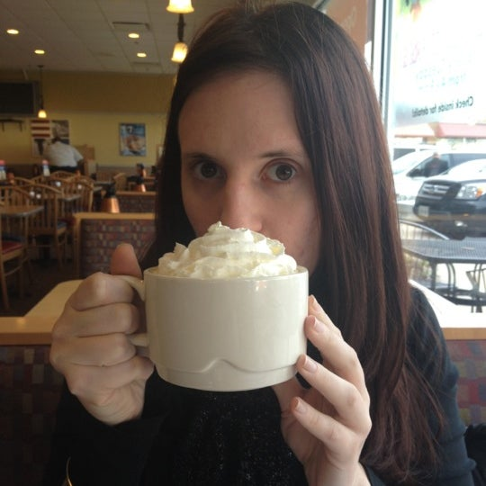 Photo taken at IHOP by Julie S. on 11/25/2012