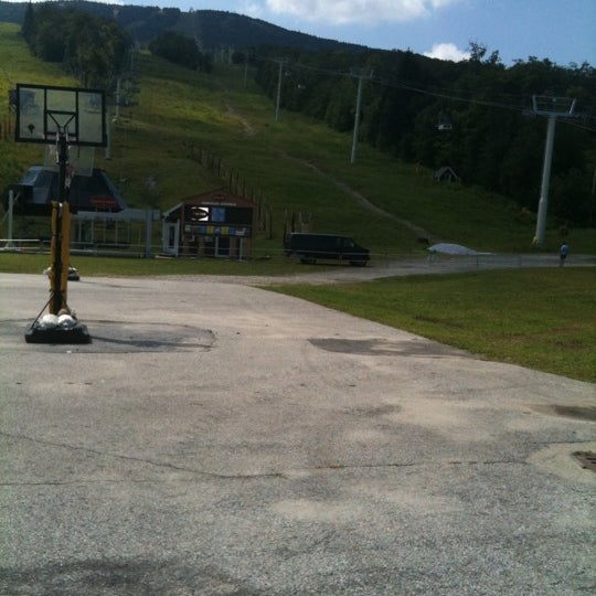 Photo taken at Stratton Summit Gondola by Heather J. on 8/20/2011