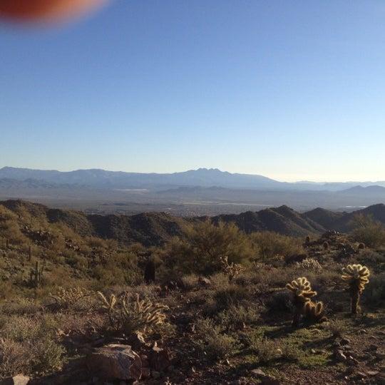 Photo taken at Sunrise Peak by rohit b. on 1/7/2012