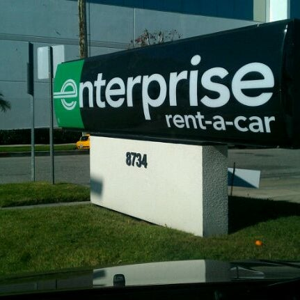 enterprise rent a car rental car location in los angeles. Black Bedroom Furniture Sets. Home Design Ideas