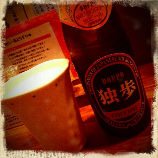 Photo taken at 赤坂ちびすけ 新宿店 by Fumt A. on 10/18/2011