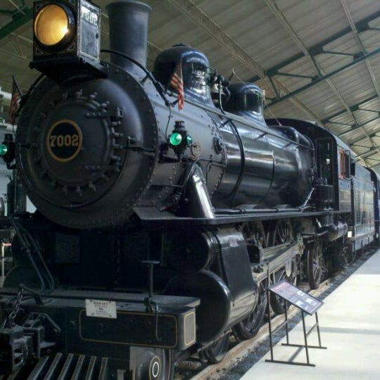 Photo taken at Railroad Museum of Pennsylvania by Dave T. on 1/14/2012