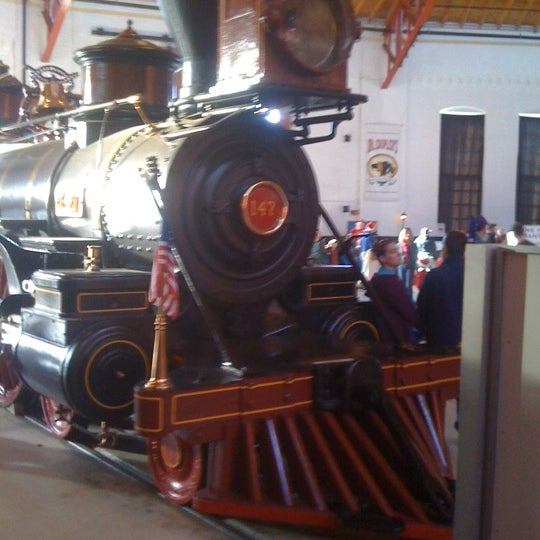 Photo taken at B & O Railroad Museum by Don P. on 11/25/2011