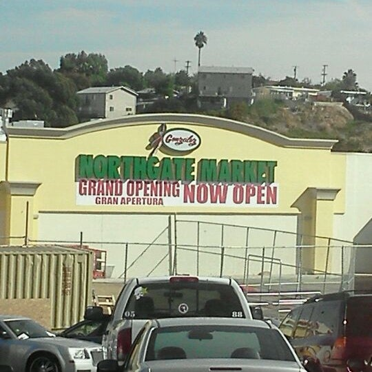 Photo taken at Northgate Gonzalez Markets by Tiger P. on 10/28/2011