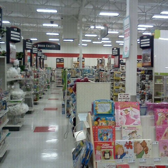 Photo taken at Michaels by Andrew D. on 2/8/2012