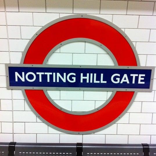 notting hill gate london underground station kensington and chelsea london greater london. Black Bedroom Furniture Sets. Home Design Ideas