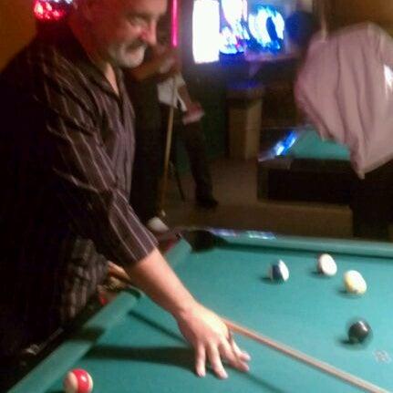 Photo taken at Kim's Alley Bar by Boz Vicki L. on 10/16/2011