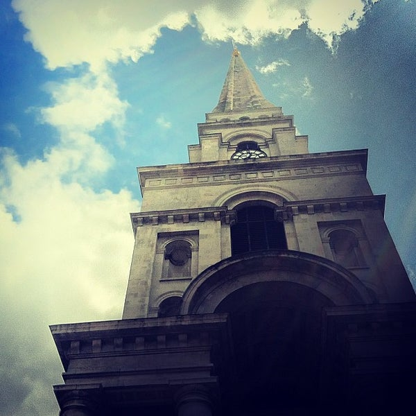 Photo taken at Christ Church by Ana R. on 6/13/2012