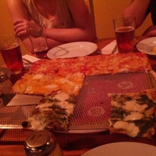 Photo taken at Joe Squared Pizza & Bar by Todd B. on 9/22/2012