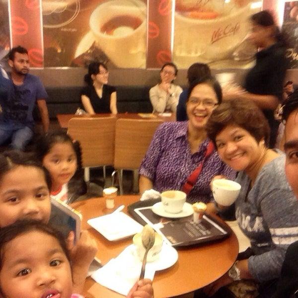 Photo taken at McDonald's / McCafé by Alain G. on 5/2/2014