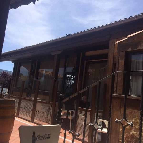 El portico juan carlos i 28 for Avvolgere l aggiunta portico