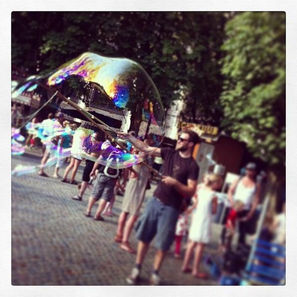 Photo taken at Festivalplein Theaterfestival Boulevard by Renske v. on 8/4/2013