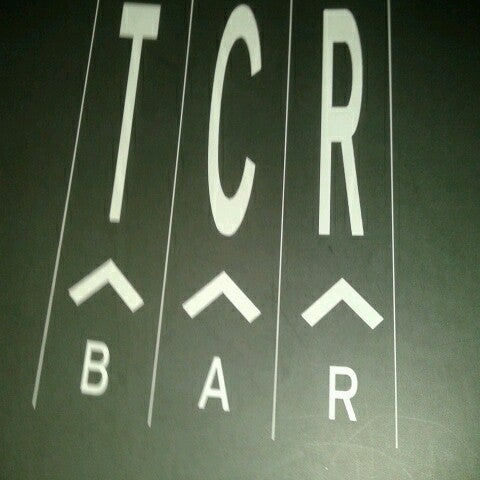 Photo taken at TCR Lounge Bar by Faye B. on 8/30/2013