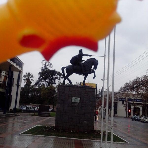 Photo taken at Municipalidad de San Bernardo by Hombre P. on 6/11/2014
