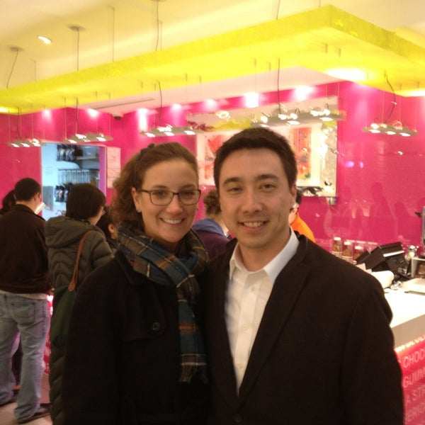 Photo taken at YogiBerry by Chuck P. on 1/21/2013