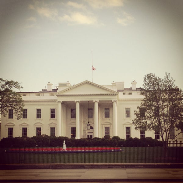 Photo taken at The White House by DC Scenes on 7/16/2013