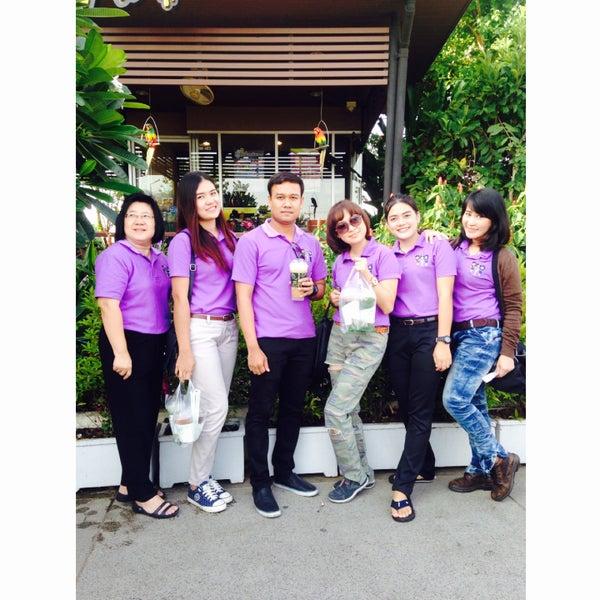 Photo taken at อำเภอชะอำ (Amphoe Cha-am) by Chananya N. on 5/9/2015
