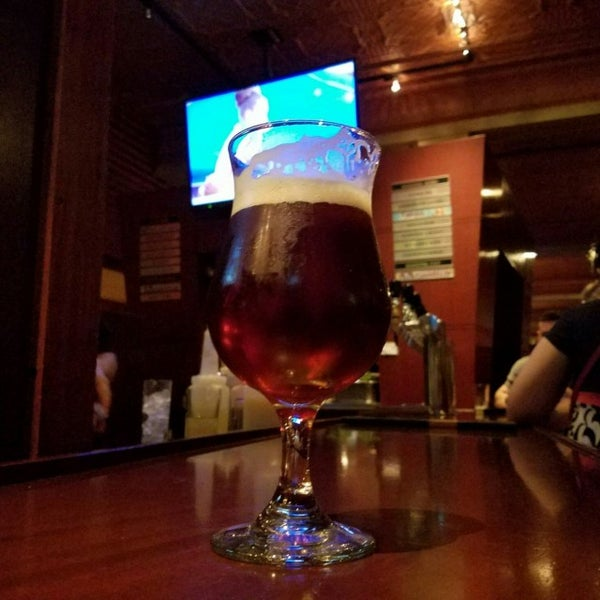 Photo taken at Iron Hill Brewery & Restaurant by Gerry D. on 8/28/2016