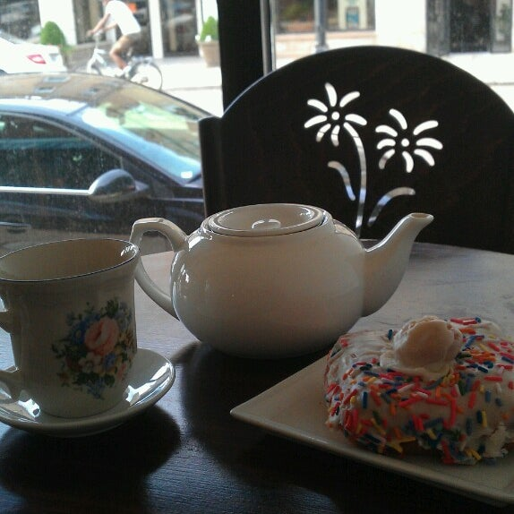 Photo taken at Fritz Pastry by Sauce B. on 7/21/2013