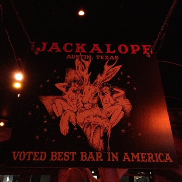 Photo taken at The Jackalope by Michael H. on 12/25/2012