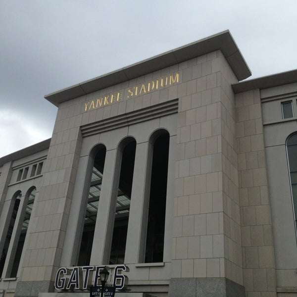 Photo taken at Yankee Stadium by Zach T. on 7/28/2013