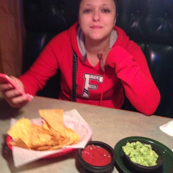Photo taken at Rey Azteca Mexican Restaurant by Chuck S. on 10/3/2013