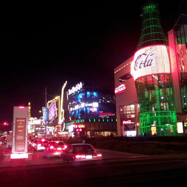 Photo taken at The Las Vegas Strip by Shane F. on 3/13/2013