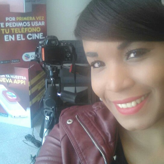 Photo taken at Cinemex by Daphne O. on 3/13/2014