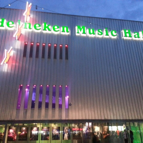 Photo taken at Heineken Music Hall by Samia K. on 10/3/2013