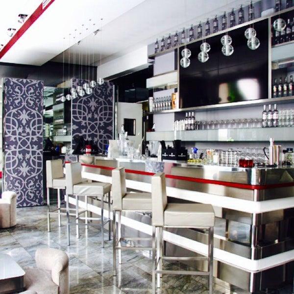 Photo taken at Bar Bianco by Davide M. on 7/26/2014