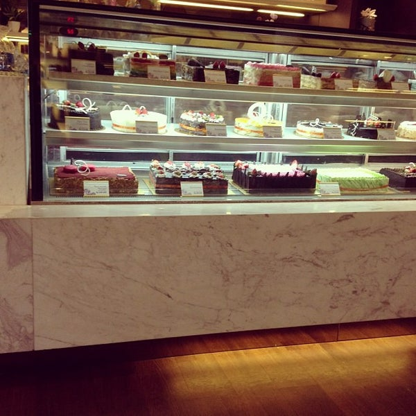 Photo taken at Clairmont Patisserie by Athiaiia on 8/6/2013