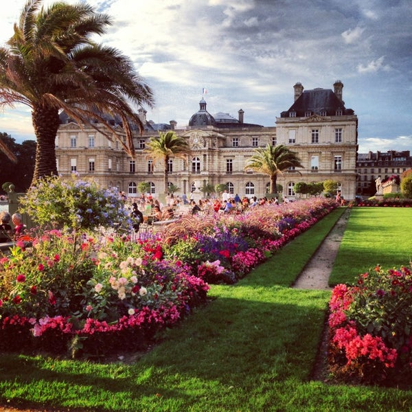 Jardin du luxembourg od on 471 tips for Jardins a visiter a paris