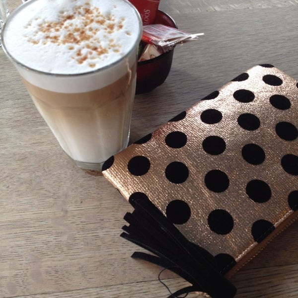 Love the latte speculoos!!!