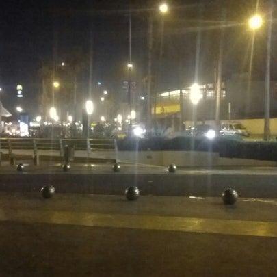 Photo taken at La Corniche de Casablanca by Ahmed E. on 1/12/2013