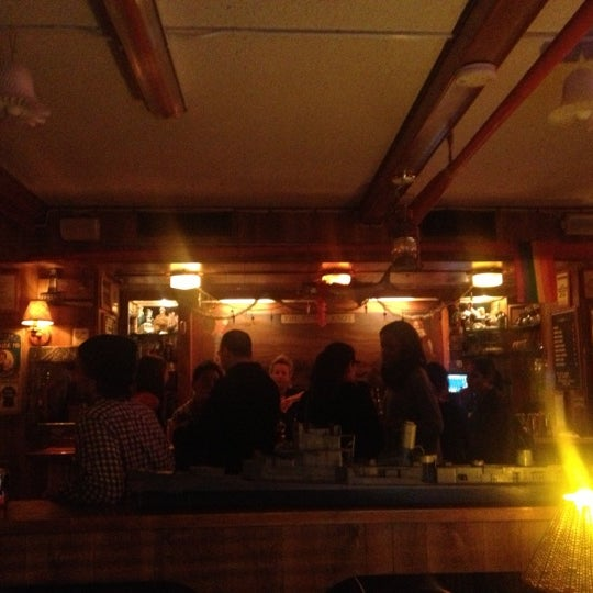 Photo taken at The Rusty Knot by Rob H. on 11/30/2012