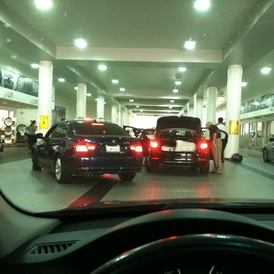 Photo taken at BMW of Beverly Hills Service Department by greg m. on 10/5/2012